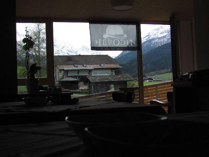 Eines Der Wenigen Nachmittglichen Wohnzimmerkonzerte Dafr Mit Panoramablick